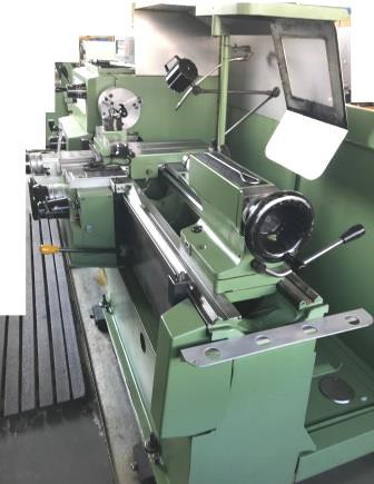 Drehmaschine Böhringer VDF DUE 500