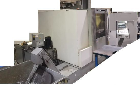 Fräsmaschine Deckel Maho DMC 63V Year 2005
