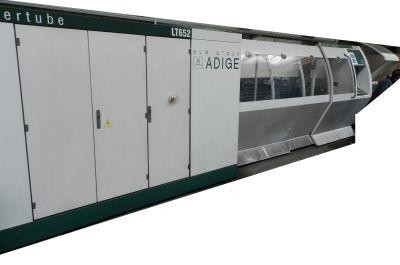 Rohrlaserschneidanlage BLM ADIGE Type LT652 Siemens Steuerung Baujahr 2001