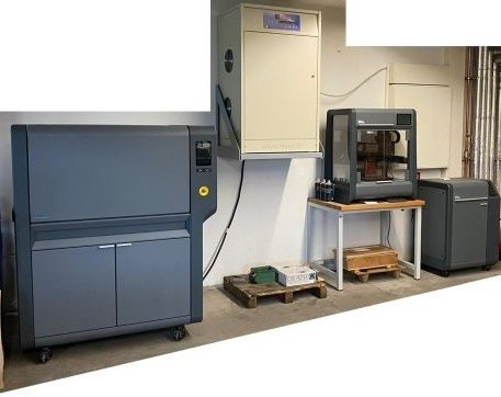 3D Printer - Desktop Metal - Desktop Metal Studio System - Bauraum 305x205x205mm