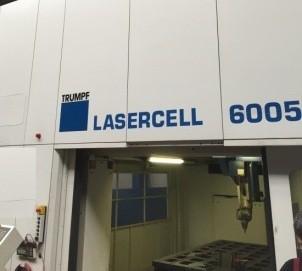 3D Laserschneidanlage