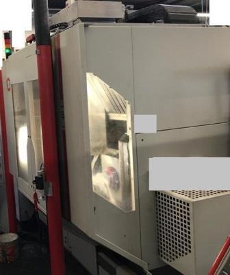 Hermle C40U mit Erowa Robotersystem - Bearbeitungszentrum