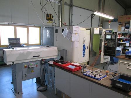 Müga - I-Twin - Baujahr 2015 - Drehmaschine