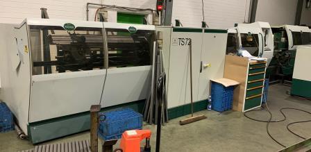 Automatische Säge Hersteller BLM ADIGE Typ TS 72