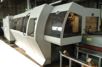 Rohrlaserschneidanlage BLM ADIGE LT652/B Rofin Sinar 2000 Watt DC020 - Türer Machinery