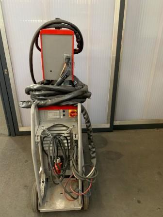 Jäckle Pro Puls 320 Schweißmaschine
