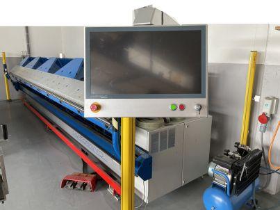 Variobend Langabkantmaschine EB 6400 - 1,25 LSA Baujahr 2013