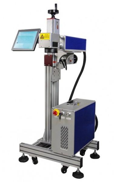 Beschriftungslaser SAL 27  www.tuerer-machinery.com