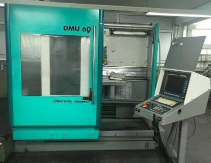 Deckel Maho DMU 60 sehr guter Zustand Türer Machinery