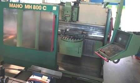Maho 800 C Fräsmaschine