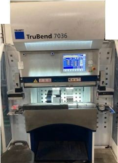 Abkantpresse Trumpf - TruBend 7036 - 1020mm - 360kN - Bj 2014 zu verkaufen - Türer Machinery