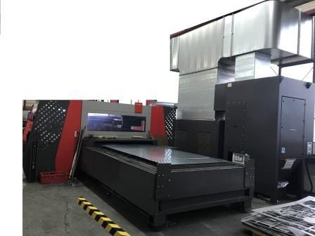 Laserschneidanlage ByAutonom 3015 Baujahr 2013